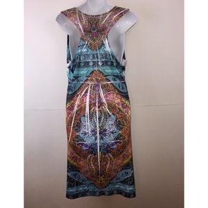 ONE WORLD Dresses - XL One World Sleeveless Dress, Rhinestones